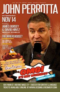 Jess Miller Comedy Shows