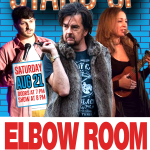 LIVE COMEDY AT THE ELBOW ROOM